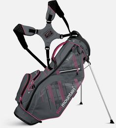 Sun Mountain Womens Three 5 Stand Bag 2016 from Golf & Ski Warehouse