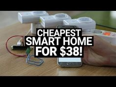 Cheapest Smart Home for $38