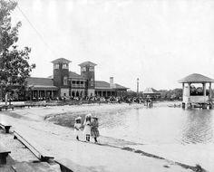 1900 City Park Band Shell