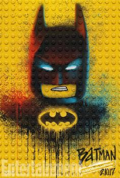 See The Poster and Teaser For The LEGO Batman Movie Bats The Joker Poison Ivy and many more famous blocky faces feature in the latest round of character posters forThe LEGO Batman Movie. Headed up by first-time director Chris McKay who served as animation co-director on Warners wildly successfulLEGO Movietwo years backLEGO Batman plucks Will Arnetts roguish vigilante and thrusts him into the center of his own origins story one in which the Joker stages a hostile takeover of Gotham City....
