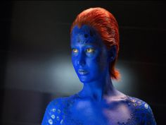 Jennifer Lawrence In X-Men - Days of Future Past