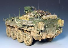 M1126 Stryker 1/35 Scale Model