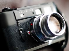 2-Lug Leica M5 DR Summicron by ivan jurado, via Flickr