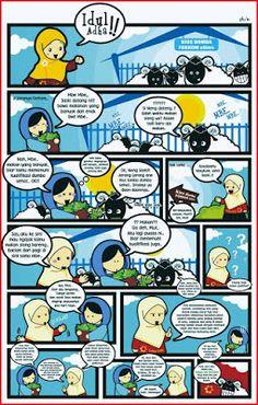 komik cerita islami