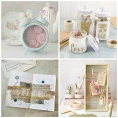 5 Unlikely Uses for Gesso | Somerset Place The Official Blog of Stampington Company