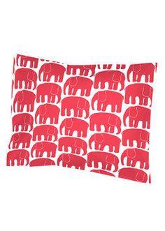 Netanttilan finlayson tyynyliina, elefantti. Myös muut uusretrot tyynyliinat! Uutena kiitos