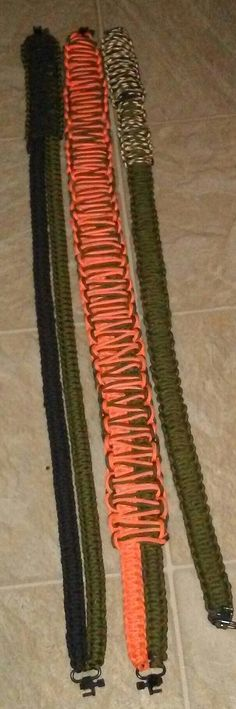 Paracord gun sling Rifle Sling, Paracord Projects, Guns, Hunting, Weapons Guns, Revolvers, Weapons, Rifles, Firearms