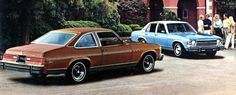 1975 Buick Skylark Hatchback and Apollo Sedan Buick Cars, Buick Skylark, Germany And Italy, America And Canada, Car Advertising, Old Ads, General Motors, Brochures, Apollo