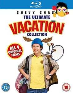#bestdeal Collection of four comedies following the Griswold family's vacations. In ' #National Lampoon's Vacation' (1983), the West Coast Wally World theme park ...