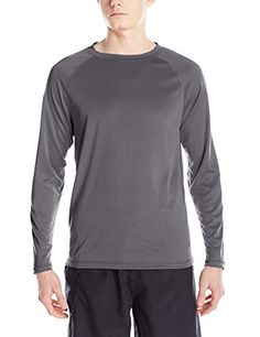 Men's Clothing - Kanu Surf Mens UPF 50 Long Sleeve Rashguard Swim Shirt *** Click image to review more details. (This is an Amazon affiliate link)