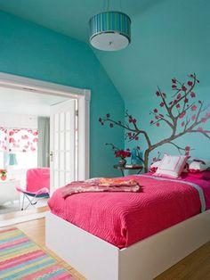 30 Best Teen Girl Bedroom Ideas 11 #teengirlbedroomideasdiy