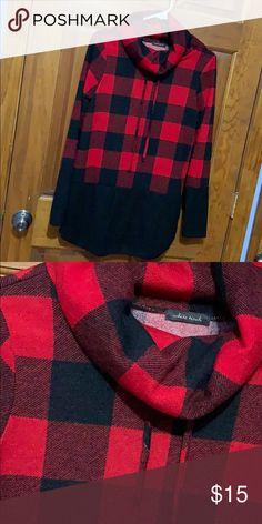 de92f7e7022e Buffalo print pullover
