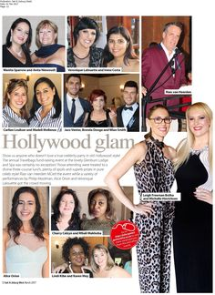 Glenburn Lodge & Spa Get It Magazine 01 March 2017 Old Hollywood Style, Hotel Spa, Fundraising, March, Magazine, Celebrities, News, Collection, Celebs