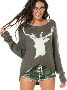 Billabong Natures Callin crew neck sweater http://www.swell.com/Womens-Sweaters/BILLABONG-NATURES-CALLIN-CREW-NECK-SWEATER?cs=GR
