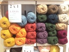 Liquidamos lanas LM