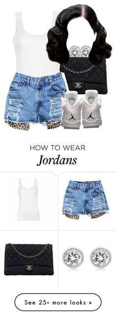 """""""2am -Adrian Marcel"""" by pretty-ambi on Polyvore featuring Michael Kors, Chanel, Ally Fashion and Retrò"""