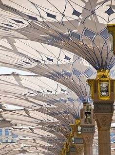 The Prophet's Mosque (Masjid-e-Nabawi) « Islamic Arts and Architecture