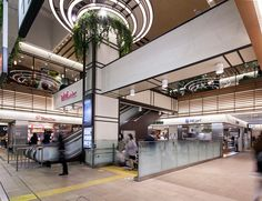 """atre vie Mitaka"" [Mitaka Station] - Works