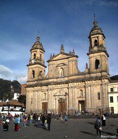 Bogotá.- Catedral