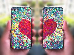 Perfect for your BFF! Show your love! #matchingpairphonecases