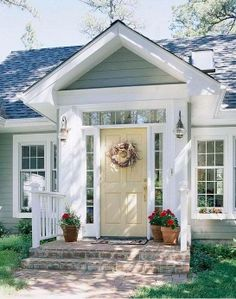 Perfection #cottage Exterior Painting and Design  from Novel Remodeling | 855-456-6835  http://www.novelremodeling.com/exterior-painters-losangeles.html