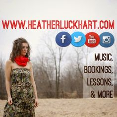 Thanks for sharing my music with your friends! - http://www.heatherluckhart.com/thanks-for-sharing-my-music-with-your-friends/