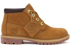 Timberland Nellie Chukka 23399 New Womens Classic Casual Wheat Boots Shoes
