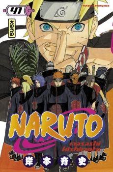Couverture Naruto, tome 41