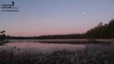 Rovajärvi, Rovaniemi. Photo by Johanna Karppinen/ Film Lapland. #filmlapland #arcticshooting #finlandlapland