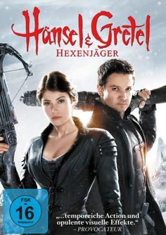 Hänsel & Gretel Hexenjäger, bei Weltbild als DVD für nur 9,99 Euro! #HaenselundGretel #Hexenjaeger #DVD