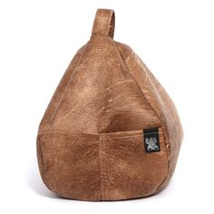 Limited Edition! Faux Leather iBeani tablet bean bag - 'Free Both Hands'