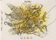 Brandon Boyd - Inks + Watercolor