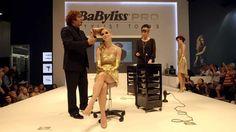 Patrick Cameron for BaByliss PRO at Salon International 2012