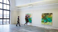 Kunst ist mein Kosmos und Malen eine Zeremonie. Andrea Langensiepen beschäftigt sich schon ihr ganzes Leben lang mit der Frage, wie das Neue in die Welt kommt. Sand Art, Outdoor Art, Urban Art, Diversity, Body Art, Graffiti, Street Art, Art Gallery, Drawings