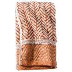 Threshold™ Herringbone Bath Towels