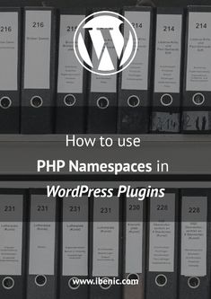 Lean how to use PHP Namespaces in WordPress Plugins. You will learn how to use same function names under different namespaces to have clear names. Graphic Design Software, Graphic Design Tips, Web Design, Learn Wordpress, Wordpress Plugins, Luther, Business Website, Online Business, Design Your Own Website
