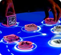 ReacTable also available on iPhone, iPod, and iPad.