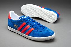 promo code b5c12 2b66c Outlet Adidas Originals Gazelle OG - RoyalRedGold.HOT SALE! Sportswear