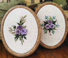 Wonderful Ribbon Embroidery Flowers by Hand Ideas. Enchanting Ribbon Embroidery Flowers by Hand Ideas. Bullion Embroidery, Brazilian Embroidery Stitches, Hand Embroidery Flowers, Hand Embroidery Stitches, Silk Ribbon Embroidery, Hand Embroidery Designs, Embroidery Kits, Embroidery Techniques, Cross Stitch Embroidery
