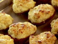 Twice-Baked New Potatoes from FoodNetwork.com