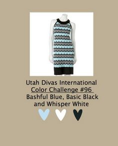 Utah Divas International: Color Challenge #96