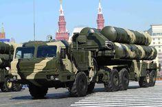 S-400 Triumf SAM - WalkAround - Photographs  #missile