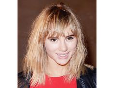 13 Ways To Wear The New Cool Girl Haircut via @ByrdieBeautyUK