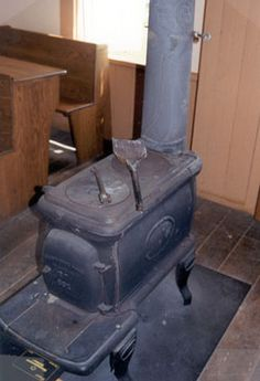 old wood stoves