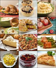 Cute Thanksgiving Food Ideas | Complete Thanksgiving Guide, 2012: shopping ... | Recipes & Cute Ideas