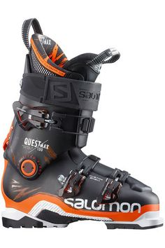 Designed for advanced skiers who hike for their turns, Quest Max 130 ski boots combine a heat-moldable shell with a stiff flex for excellent performance and a ski / hike mode for easy uphill hiking. Ski Boots, Hiking Boots, Cole Sport, Ski Gear, Mens Skis, Ski Shop, Rando, Ski And Snowboard, Plein Air