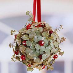 Hanging Topiary Balls
