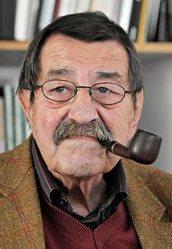 """Günter Grass, novelist of """"The Tin Drum"""" and winner of a Nobel Prize in Literature laureate in 1999, died Apr 13th at the age of 87."""