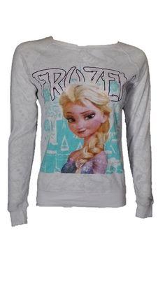 Disney White Frozen Elsa Sweater