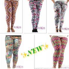 Cute leggings with zipper detail on site now!😍💕  LeggingLife87.mybuskins.com